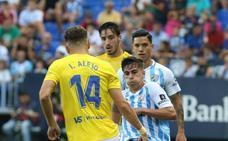 El Málaga, cerca de renovar a Cristo, al que sólo le queda un año de contrato