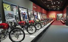 «Montesa, la forja de un mito»: 75 años de historia a través de 43 emblemáticos modelos