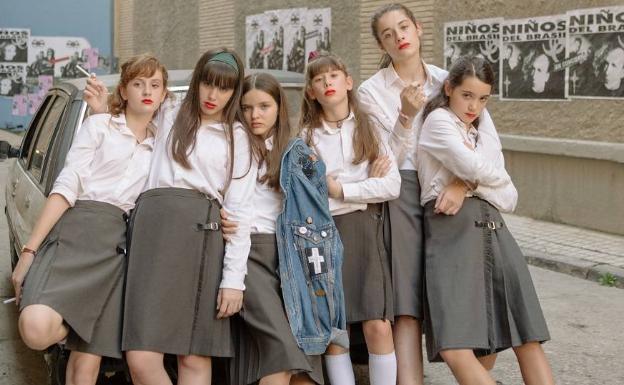 Pilar Palomero estrena 'Las niñas', con el impulso de la Biznaga de Oro del  Festival de Málaga | Diario Sur