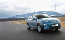 Hyundai aumenta la autonomía de su Kona eléctrico
