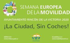 La gratuidad del transporte público y las actividades 'on-line' marcan la Semana Europea de la Movilidad en Rincón