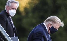 El coronavirus desarma la Casa Blanca, el Senado y la campaña de Trump