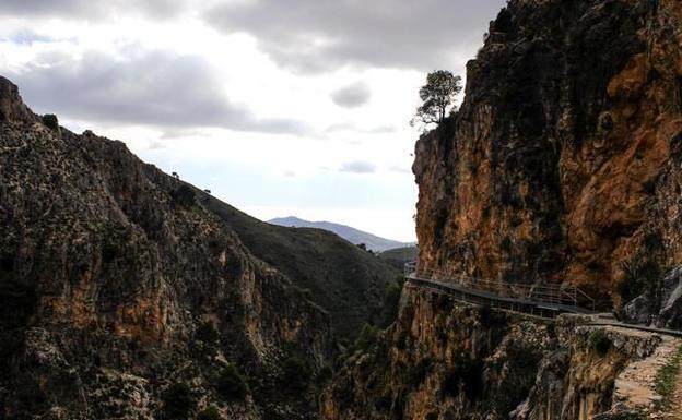 El Saltillo, el próximo gran atractivo de un recorrido que suma 745 kilómetros