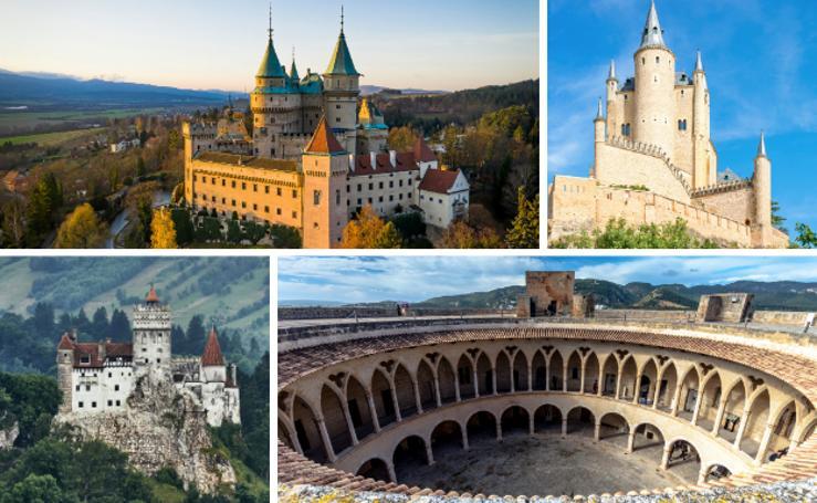 Los castillos más deslumbrantes de Europa