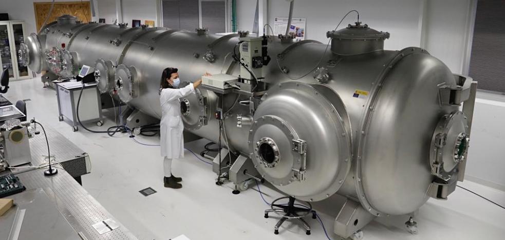 La NASA cuenta con la Universidad de Málaga para su proyecto de exploración de Marte 2
