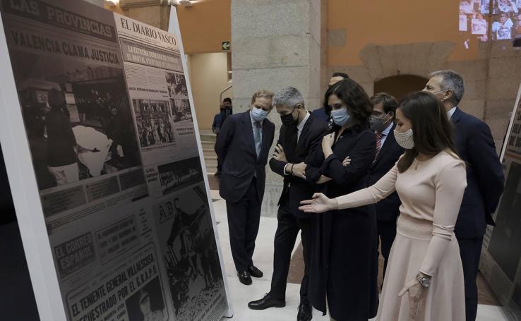 Las víctimas del terrorismo perviven en la prensa