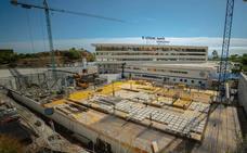 Comienza la última fase del proyecto de ampliación del Hospital Vithas Xanit Internacional