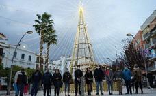 Coín celebra su Navidad más solidaria