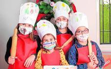 Recetas de Navidad para pequeños chef