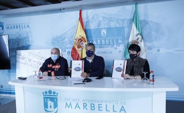El recorrido estático para ver a los Reyes Magos en Marbella contará con quince carrozas y 200 efectivos de seguridad
