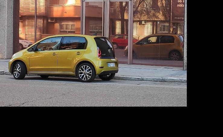 Galería: Volkswagen e-up!