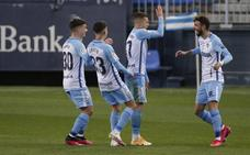 El Málaga se reparte los puntos con el Oviedo