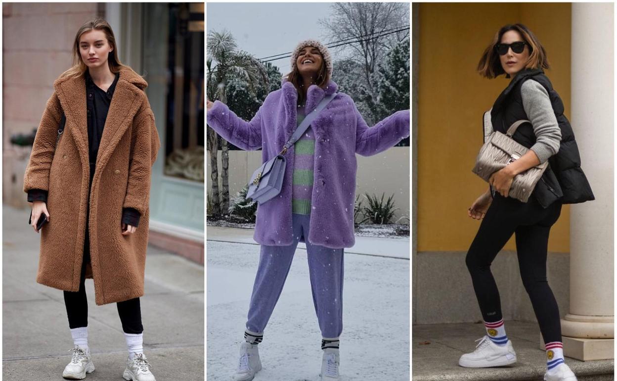 Los Calcetines Por Encima De Los Pantalones La Polemica Moda Que Arrasa Este 2021 Diario Sur