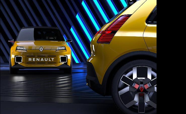 Fotogalería: ¡Vuelve el Renault 5!