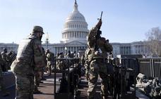 Chalecos antibalas para los republicanos que votaron por el 'impeachment'