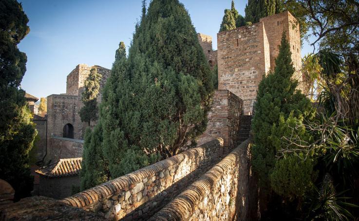 La Alcazaba de Málaga, el califato olvidado de Al-Andalus