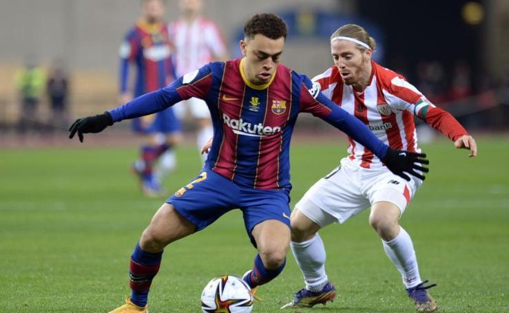 Las mejores imágenes del Barça-Athletic