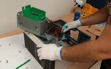 La basura electrónica, un problema con solución