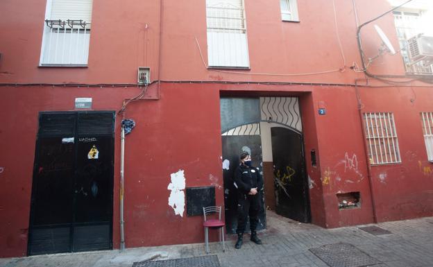 Seguridad en los narcopisos desalojados en La Trinidad para que no vuelvan a ser okupados