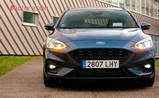 Probamos el nuevo Ford Focus Sportbreak híbrido, con etiqueta Eco