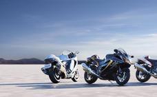 Suzuki presenta la tercera generación de la 'fast bike' Hayabusa