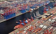 Las perspectivas exportadoras alemanas se disparan a niveles de otoño de 2018