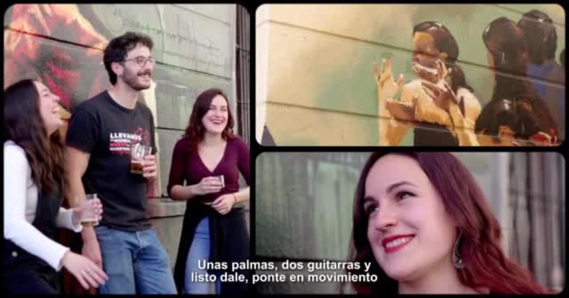 'Andalucía, tierra de todos', por Pablo Sudoku y Teresa Hernández