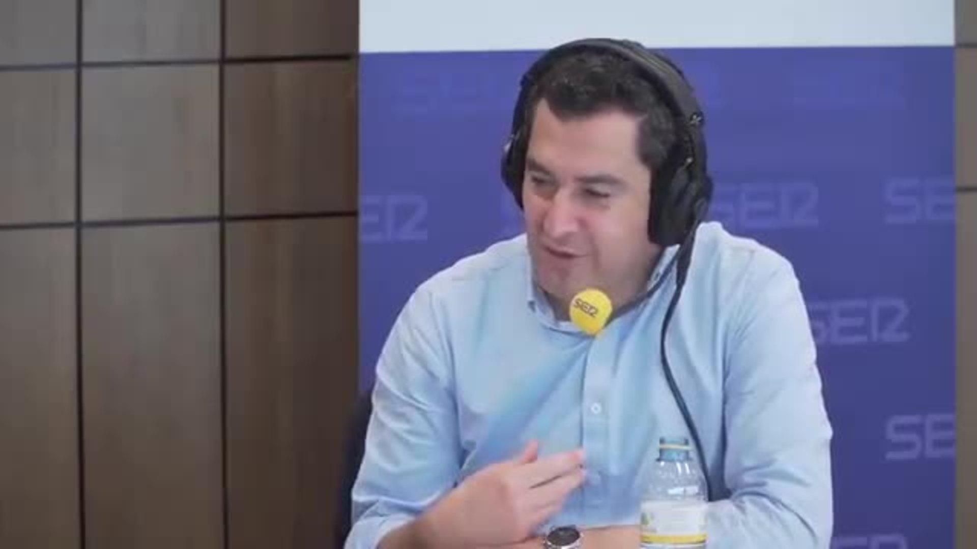 Juanma Moreno adelanta qué podría pasar con la movilidad y los horarios a partir del 4 de marzo en Andalucía