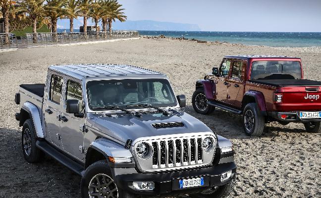 Nuevo Jeep Gladiator: el pick-up con un estilo lifestyle y gran versatilidad