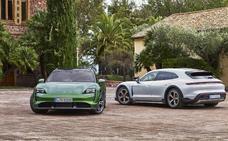 Porsche Taycan Cross Turismo, un deportivo «cero emisiones» para salir del asfalto
