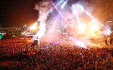 Ensayo clínico con un concierto para 5.000 personas en Barcelona