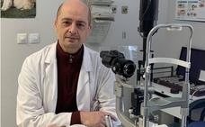 «Hay personas en riesgo de perder visión por el retraso en las consultas creado por la pandemia»
