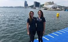 Paula Ruiz y María de Valdés arrancan su calendario internacional en Doha
