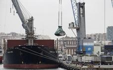 El Puerto de Málaga moverá esta semana un volumen récord de mercancías