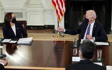 Biden pone a Kamala Harris a cargo de la frontera