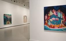 Museos para el 'FIND': la utopía colorida de Jules de Balincourt en el CAC