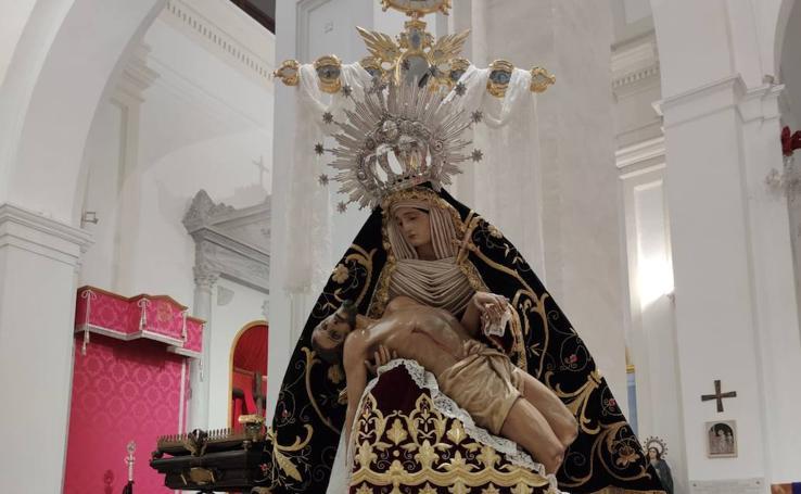 Semana Santa Vélez-Málaga 2021: Imágenes y exposiciones que se pueden visitar