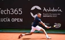 Duelo hispanoitaliano en la final del Challenger de Marbella