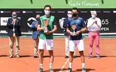 Mager se adjudica el cuarto Challenger de Marbella