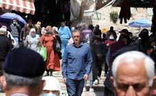 «Jerusalén me ha dejado claro que aquí las sociedades multiculturales no funcionan»