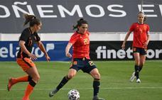 España doblega a la campeona de Europa en Marbella