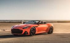 Fotogalería: Aston Martin DBS Superleggera Volante