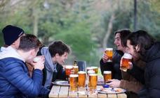 Inglaterra abre comercios y hostelería con terraza