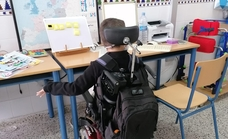 Denuncian que el colegio de Periana lleva desde septiembre sin monitor para el alumnado con necesidades especiales