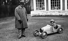 Bugatti Baby, el sueño de un niño del año 1927