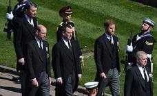 Un funeral hecho a la medida de Felipe de Edimburgo