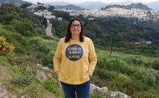 María Teresa Andrades: «Subir a la Sierra del Hacho es una de mis propuestas imprescindibles»