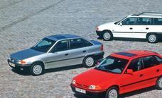 El modelo más vendido de Opel, el Astra F, cumple 30 años