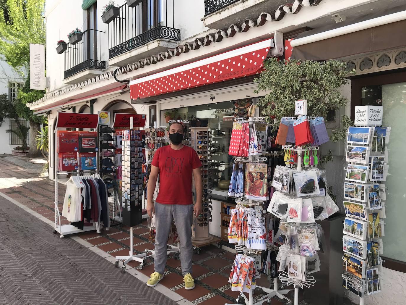 La Plataforma de Comerciantes y Hosteleros de Marbella espera llegar a cada barrio de la ciudad