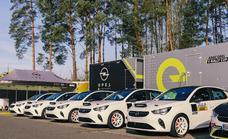 Se entregan las primeras unidades del 100% eléctrico Corsa-e Rally